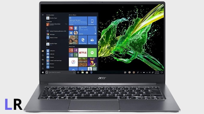Acer Swift 3 SF314-57. The perfect laptop under Rs 60K for office and work from home.