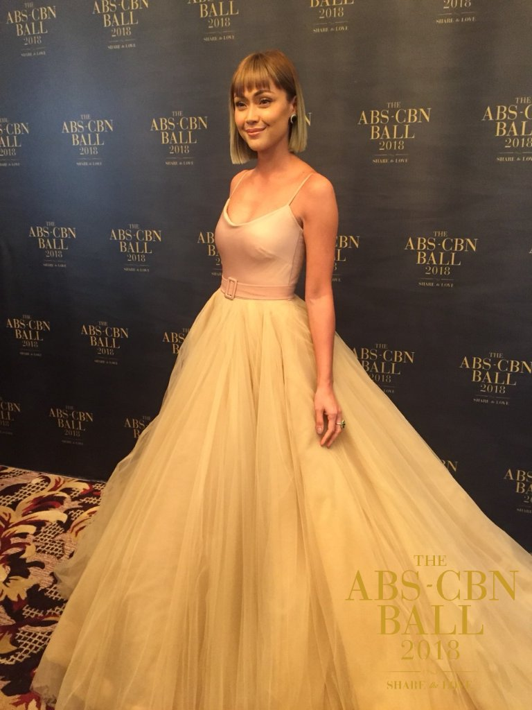 Jodi Sta. Maria ABS-CBN Ball 2018