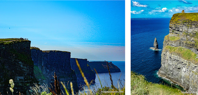 Cliffs (penhascos) of Moher, Irlanda