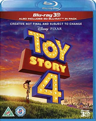 Watch Online Toy Story 4 2019 Hindi Dual Audio ORG 850Mb BluRay 720p Full Movie Download bolly4ufree.in