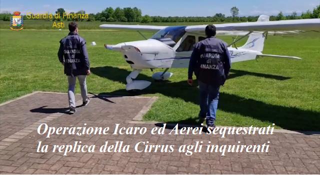 """La ditta di manutenzione dei velivoli Cirrus replica agli inquirenti: Operazione Icaro ed Aerei sequestrati, """"Bastava chiedere i documenti"""""""