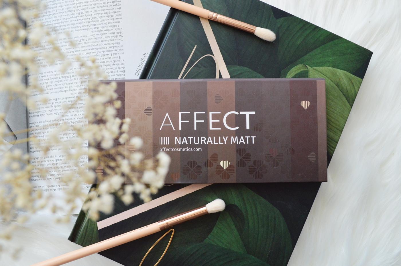 naturally matt affect