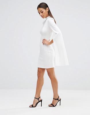 coleccion de Vestidos de Blancos de Noche