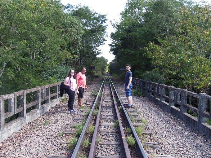 maior viaduto ferroviário das Américas