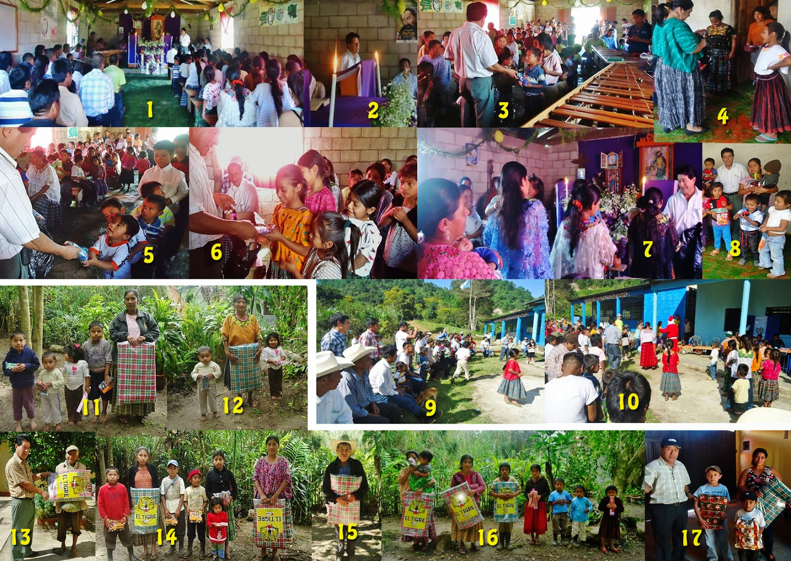 Guatemalan Foundation: January 2015