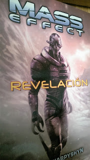 Mass Effect Revelacion
