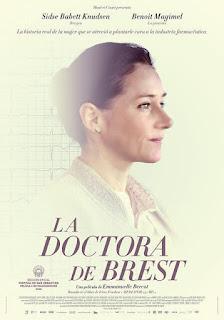 Cartel oficial español: La doctora de Brest (2016)
