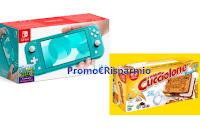 Logo Concorso Cucciolone Algida ''Share Happy'': vinci 100 Nintendo Switch Lite