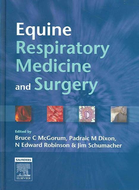 Equine Respiratory Medicine and Surgery  - WWW.VETBOOKSTORE.COM
