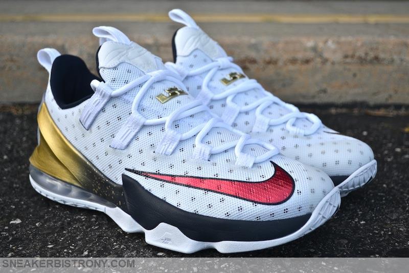 new style 60c49 59515 SNEAKER BISTRO - Streetwear Served w  Class: Nike LeBron 13 ...
