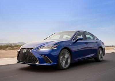 2020 Lexus ES Review