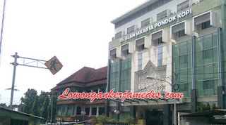Lowongan Kerja Tenaga Kesehatan di Rumah Sakit Islam Jakarta Pondok Kopi