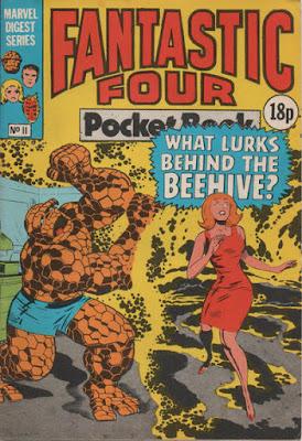 Fantastic Four pocket book #11