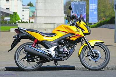 Upcoming 2016 HONDA CB125F Hd Pictures