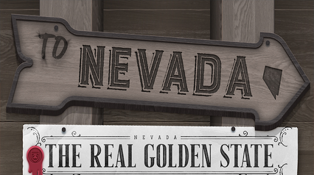 Nevada The Real Golden State
