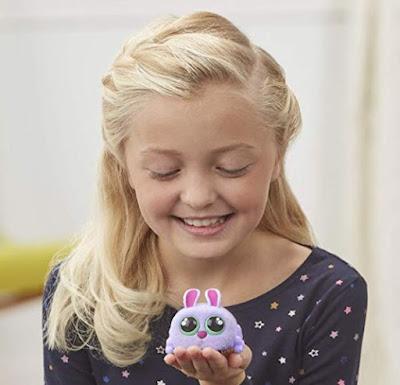 Hasbro Toy Yellies Fluffertail Bunny