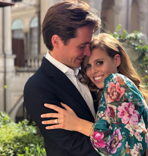 Princess Beatrice of York Marries at a Private Ceremony