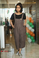 Swathi Reddy Pos in Jumpsuit at London Babulu Movie First Song Launch .COM 0019.jpg