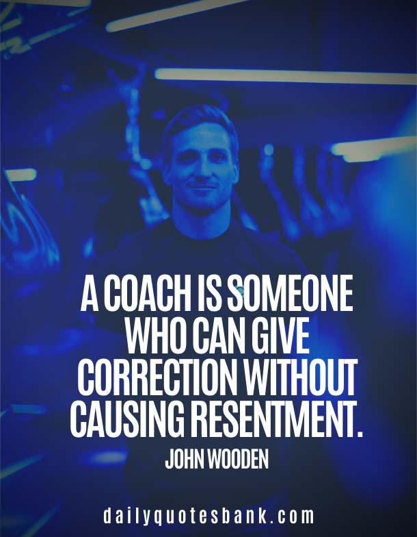 John Wooden Quotes On Coaching