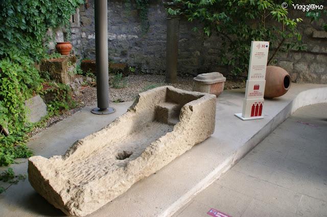 Area archeologica del Museo del Colle di Viterbo