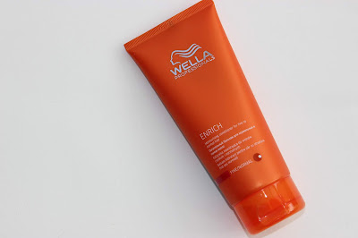 wella enrich moisturising conditioner for fine to normal hair