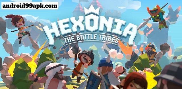 لعبة Hexonia apk v1.1.7 مهكرة للأندرويد