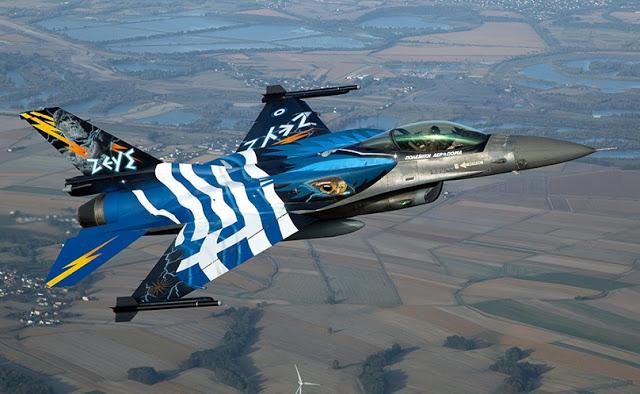 Air Show στην 110 ΠΜ για τη γιορτή της Αεροπορίας
