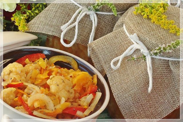 najlepsza delikatesowa sałatka z kalafiora