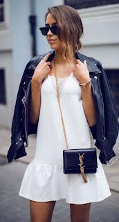 Сшить модное платье из шелка