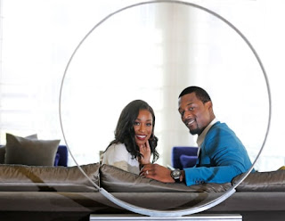Harrison Barnes And His Wife Brittany Are Pictured At The Joule Hotel In Downtown Dallas C Photographed On Friday C July C