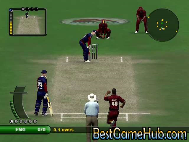 Cricket 2007 Compressed PC Game With Crack Download