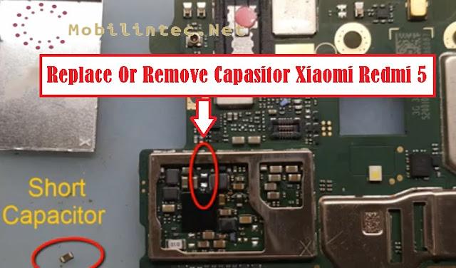 Xiaomi Redmi 5 No Display Light LCD Solution