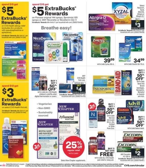CVS Weekly Ad Preview 6/20-6/26