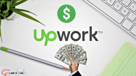 شرح طريقة التسجيل والربح من موقع ابورك - upwork لبيع الخدمات المصغرة 2021