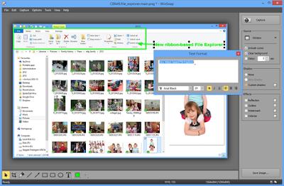 تحميل برنامج تصوير الشاشة وين سناب WinSnap 5 2020