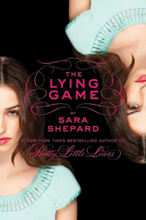 letmecrossover_blog_blogger_michele_mattos_wordpress_books_book_bookblogger_booktuber_booktube_videos_reading_slump_reading_wrap_up_month_cute_dogs_cover_pug_free_epub_download_pdf_mobi_the_lying_game_sara_shepard_pretty_little_liars_pll_girl_twins_mystery_murder