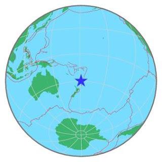 M 7.9 - KERMADEC ISLANDS