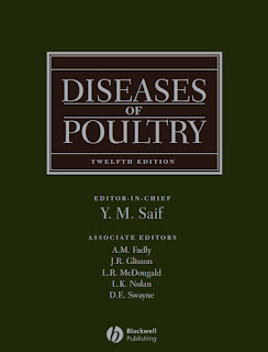 Diseases of Poultry 12th Edition