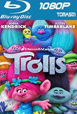Trolls (2016) BDRip 1080p DTS