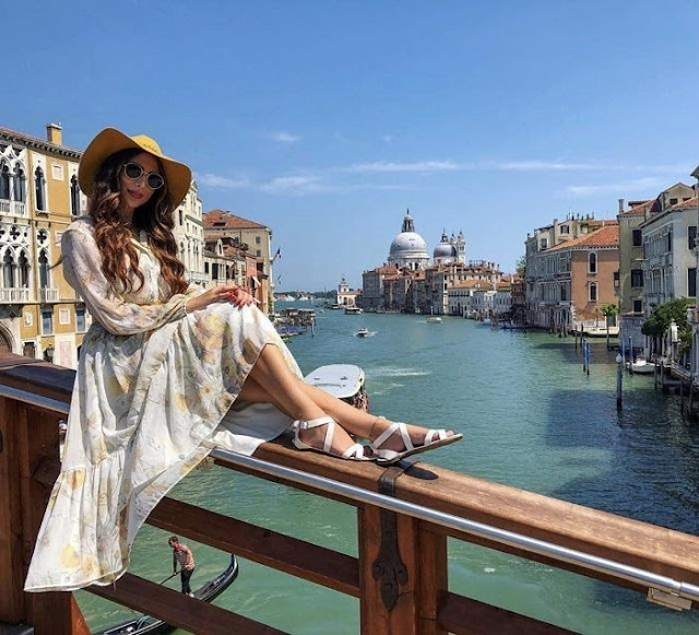 Venice - Dubbed as one of the most romantic cities in the world