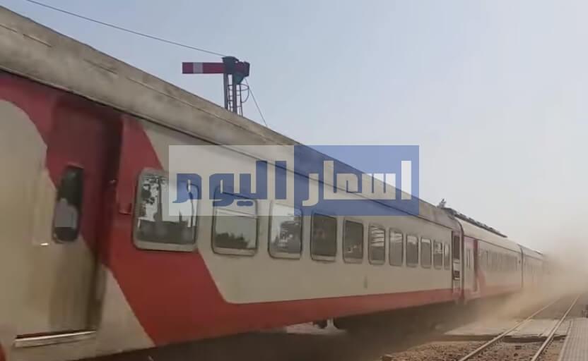 مواعيد قطارات دمياط المنصورة