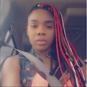 Yay or Nay? Choreographer Kaffy Shows off Red, White, Gold and Black Braids