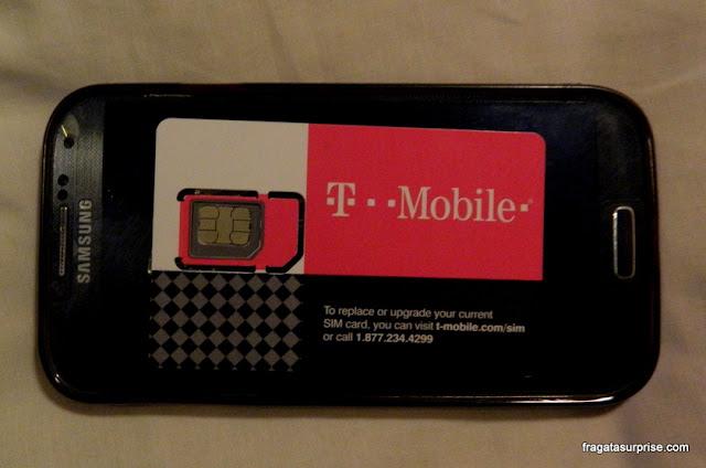 Chip de celular EasySim4U