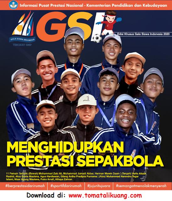 download majalah gala siswa indonesia gsi smp tahun 2020 pdf tomatalikuang.com
