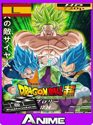 Dragon Ball Super Movie: Broly (2019) ​HD [720P] latino [GoogleDrive-Mega]