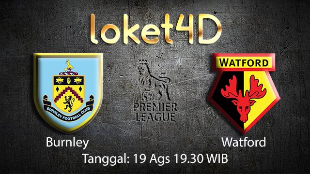 Prediksi Bola Jitu Tottenham Burnley vs Watford (English Premier League)