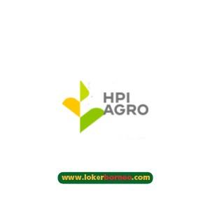 Lowongan Kerja  Kalimantan PT HPI Agro Terbaru Juli 2021