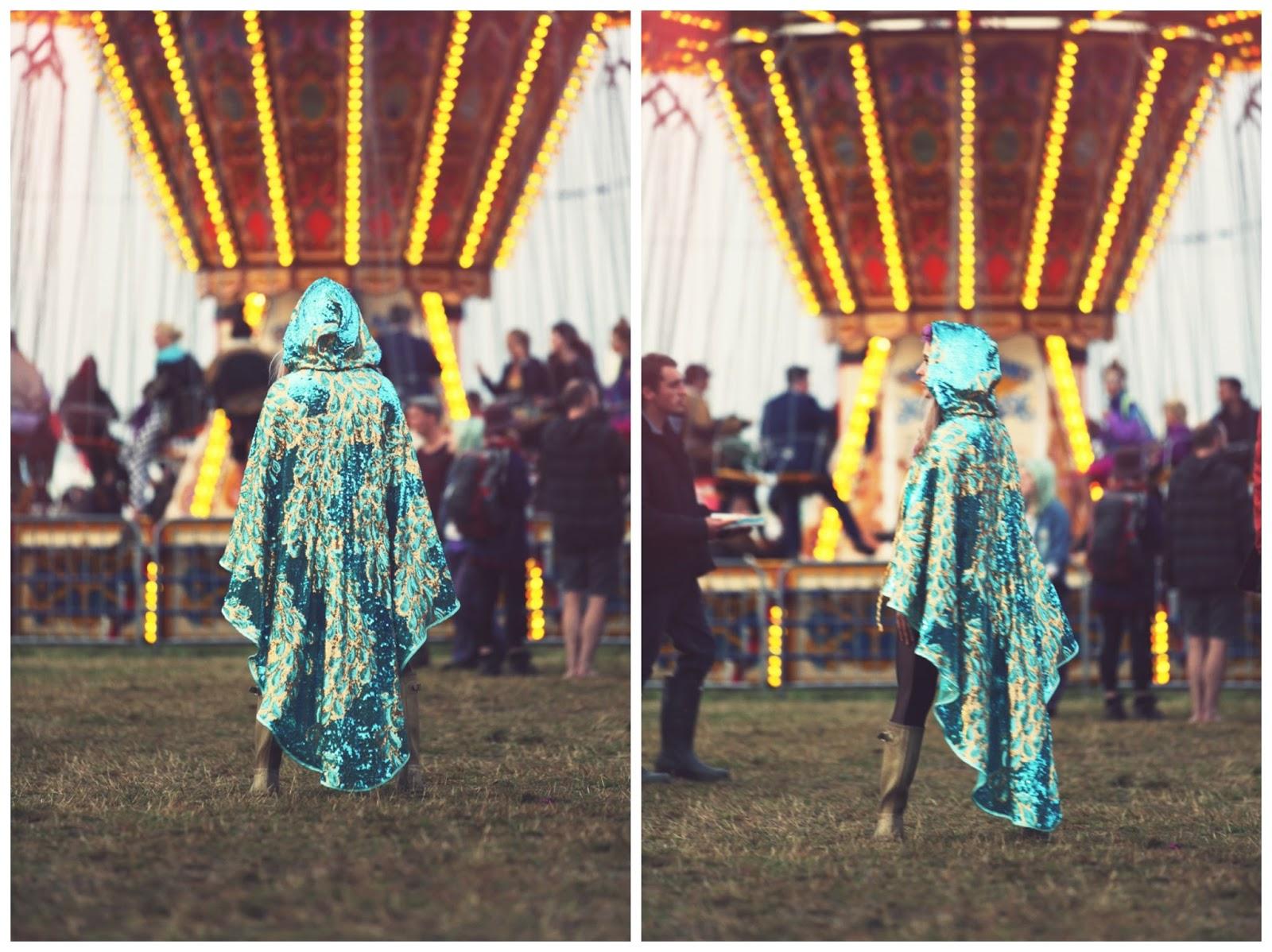 festival cape, puckoo couture, capes capes capes, sequin cape, Shambala festival, festival style,