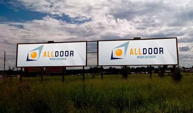 INSTITUCIONAL - AllDoor implantou um novo sistema ultra moderno em todos seus outdoors, o sistema EVERYWHERE