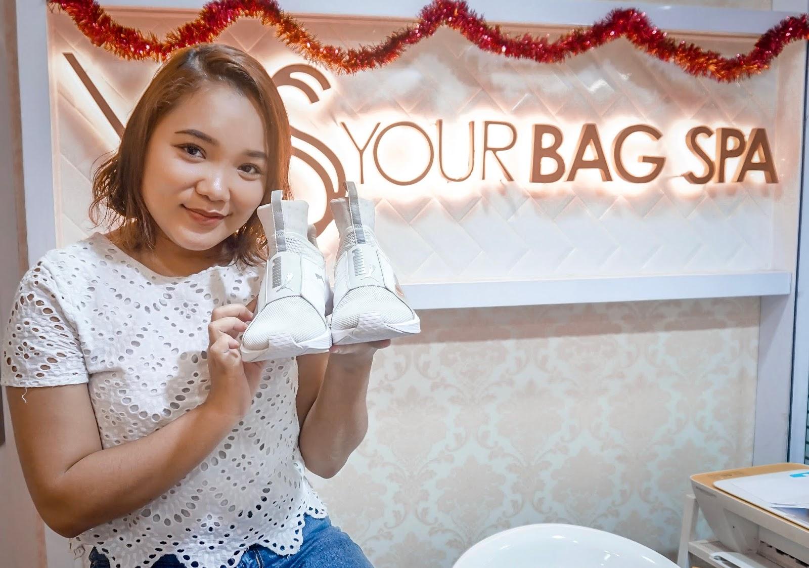 36d3274cf Pengalaman Cuci Sepatu di Your Bag Spa